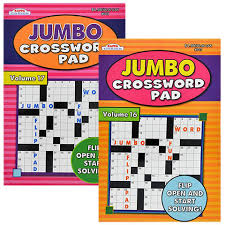 Decorative Pitchers Crossword Bulk Kappa Jumbo Crossword Puzzle Books at DollarTree 57