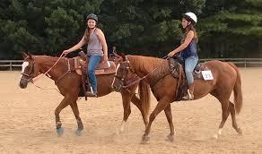 West District 4 H Horsemanship 3 Day Clinic North Carolina