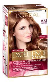 Купить краска для волос L`Oreal Paris Excellence <b>Золотистый</b> ...