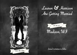 Save The Date Cards At Melissa Grace Photography In Madison Wi