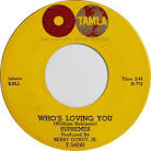Buttered Popcorn/Who's Lovin You