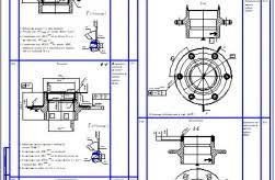Технология машиностроения Скачать чертежи схемы рисунки  Дипломная работа по технологии машиностроения