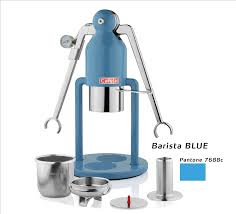 It can make up to 14 cups of coffee for a crowd or just one cup for those mornings when that's all you need. Cafelatstore Robot Espresso Maker Powder Coating