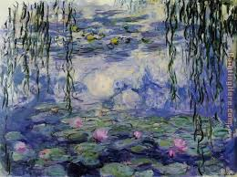 water lilies 38 painting claude monet water lilies 38 art painting