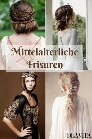 Die Besten 25 Mittelalterliche Frisuren Ideen Auf Pinterest