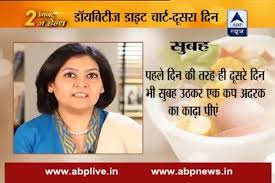 Stay Fit In 2 Mins Day 2 Balanced Diet Chart For Diabetic Patients