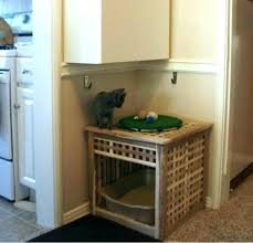cat box covers fancy litter interior furniture 2 to hide enclosed wooden cat box covers