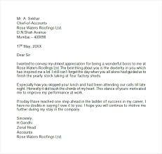 8 Sample Employee Commendation Letter
