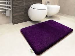 attractive purple bath rugs also tank cover bathroom dark rug sets collection images inspirations splendid