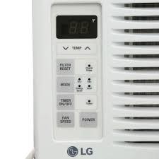 lg 8000 btu air conditioner. lg lw8016hr window air conditioner with remote - 8,000 btu lg 8000 btu