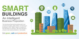 Smart Buildings Smart Building And Iot Trends Of 2018 The Future Of Construction