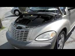 troubleshoot 2001 chrysler pt cruiser fog light issue