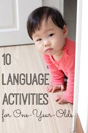 Language Development Activities for One-Year-Olds | It's Preschool ...