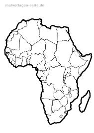 Landkarte Afrika Elt Landkarte Afrika Malvorlagen Und Afrika Karte