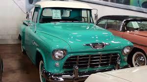 1955 Chevrolet 3100 Pickup 265 V8 Nicely Restored - YouTube