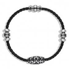 men s bracelets men s david yurman leather bracelet image 2