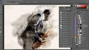 Photoshop Watercolor Filter Transform Photos Into Watercolors With A Free Photoshop