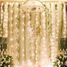 lighting curtains. New 384led Curtain Lights For Wedding Icicle Led String Fairy Light Christmas Party Home Decoration 3mx4m 220v 110v Battery Operated Lighting Curtains R