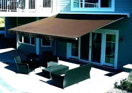 outdoor patio awnings awning kit plan idea plans aluminum cover kits for retractable motorized standard slope fabric patio cover awning