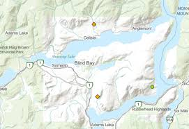 Have blanketed large parts of western canada in thick smoke during record setting hot temperatures. 2 New Wildfires Ignited In The Shuswap 1 Under Control Salmon Arm Observer
