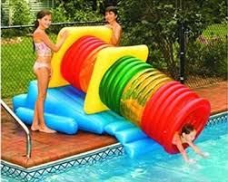 inflatable inground pool slide. Delighful Slide Water Park Inflatable Swimming Pool Slide Intended Inground Slide O