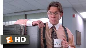 funny lines from the office office space 1 5 movie clip did you get the memo 1999 hd