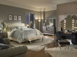 King Bedroom Michael Amini Aico Hollywood Swank King Bedroom Collection