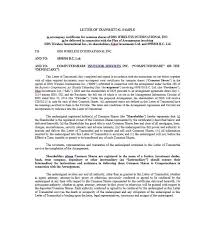 Letters Of Transmittal Letter Of Transmittal 40 Great Examples Templates