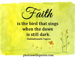 Quotes On Faith Beauteous Top 48 Beautiful And Inspiring Faith Quotes And Sayings