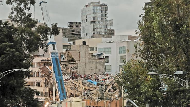 Temblor de ayer 21 de agosto del 2021