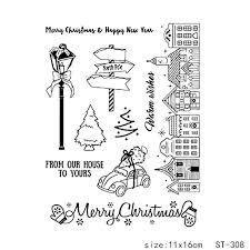 Aliexpress.com : Buy <b>AZSG</b> Merry Christmas Happy <b>New</b> Year ...