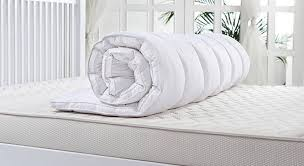 mattress topper. Manteau Flex (Hollowfiber Mattress Topper) (King Toppers Size) By Urban Ladder Topper