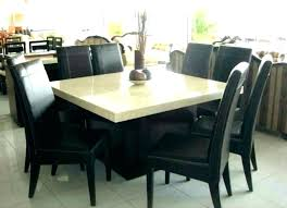8 person dining table set square kitchen table sets 8 person dining set for room new