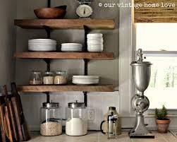 wooden kitchen wall shelves ceiling mounted industrial book shelf throughout wooden kitchen shelves