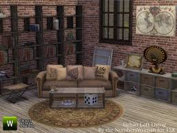 cheap urban furniture. the sims resource urban loft living room by thenumberswoman u2022 4 downloads cheap furniturefurniture furniture h