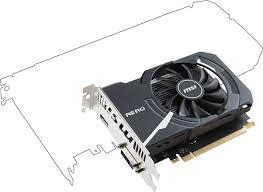 Обзор и тест <b>видеокарт MSI GeForce GT</b> 1030 Aero ITX 2GD4 OC ...