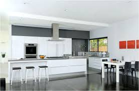 industrial countertops industrial kitchen black high gloss hardwood flooring white dining table for 4 oak island overhang l shape stainless steel wooden bar