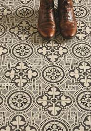 original style victorian salisbury black on dover white 15x15cm