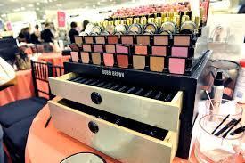nordstrom garden state plaza cosmetics trend show