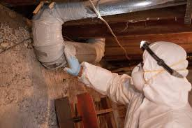 duct insulation your crawl space