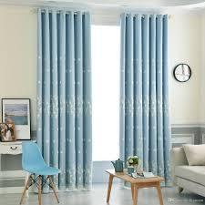 Großhandel Luxus Fenster Vorhänge Für Wohnzimmer Schlafzimmer Küche