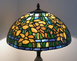 tiffany stained glass lamp. Tiffany Glass Lamp Stained G