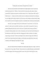 institutional discrimination essay institutional discrimination 4 pages homework select women s studies topics