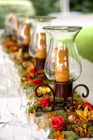 Fall Table Decorations With Mason Jars 100 Best Fall Wedding Images On Pinterest Table Centers Weddings 88
