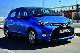 new car launches europe 20152015 Toyota Yaris Unveiled Ahead Of Australian September Launch