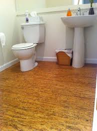 cork floor for bathroom. Cork Flooring Is Not Only A Rapidly Renewable Material But It\u0027s Resistant To Water, Mold Floor For Bathroom O