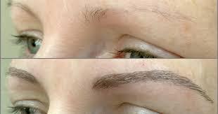 super natural semi permanent eyebrows