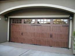 walnut garage doorsResidential Gallery  Buckeridge Door Co Inc