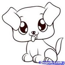 cute animal drawings. Brilliant Cute Draw A Dog  Bing Images Easy Animal Drawings Dog Cute To Drawings R