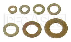 An960 Flat Washer 100 Pack